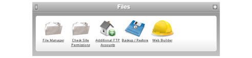 Manage your Files